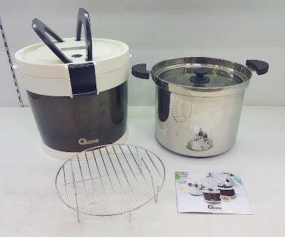 OX-187 OXONE VACUUM THERMAL COOKER - 7 LITER
