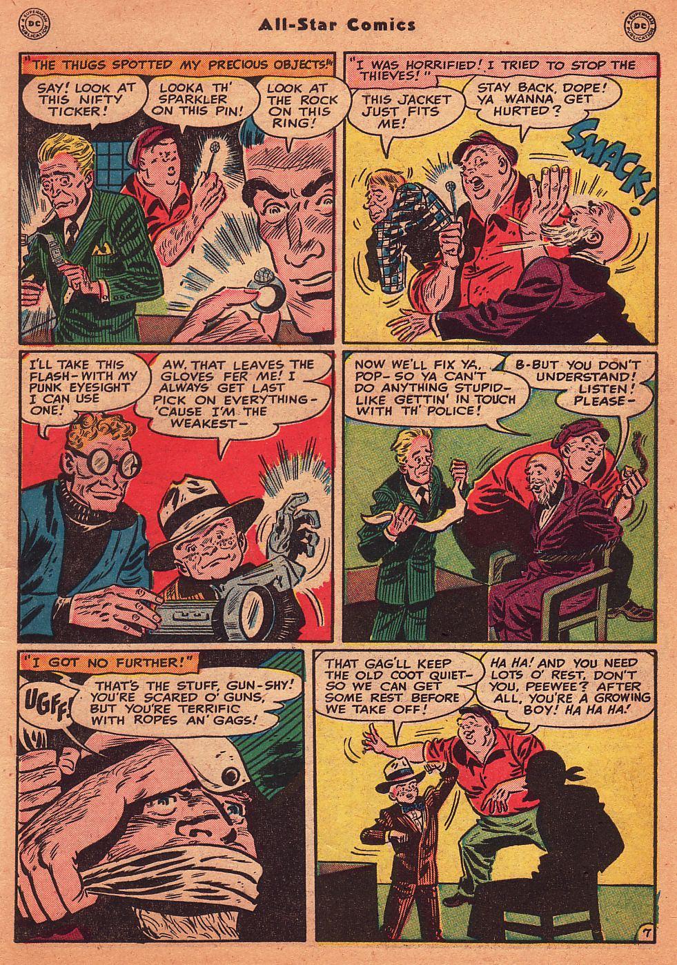 Read online All-Star Comics comic -  Issue #45 - 9