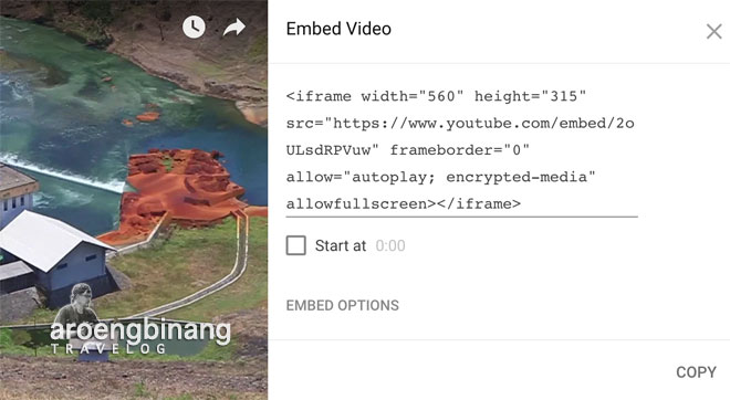 defer parsing video youtube untuk mempercepat loading di blogger