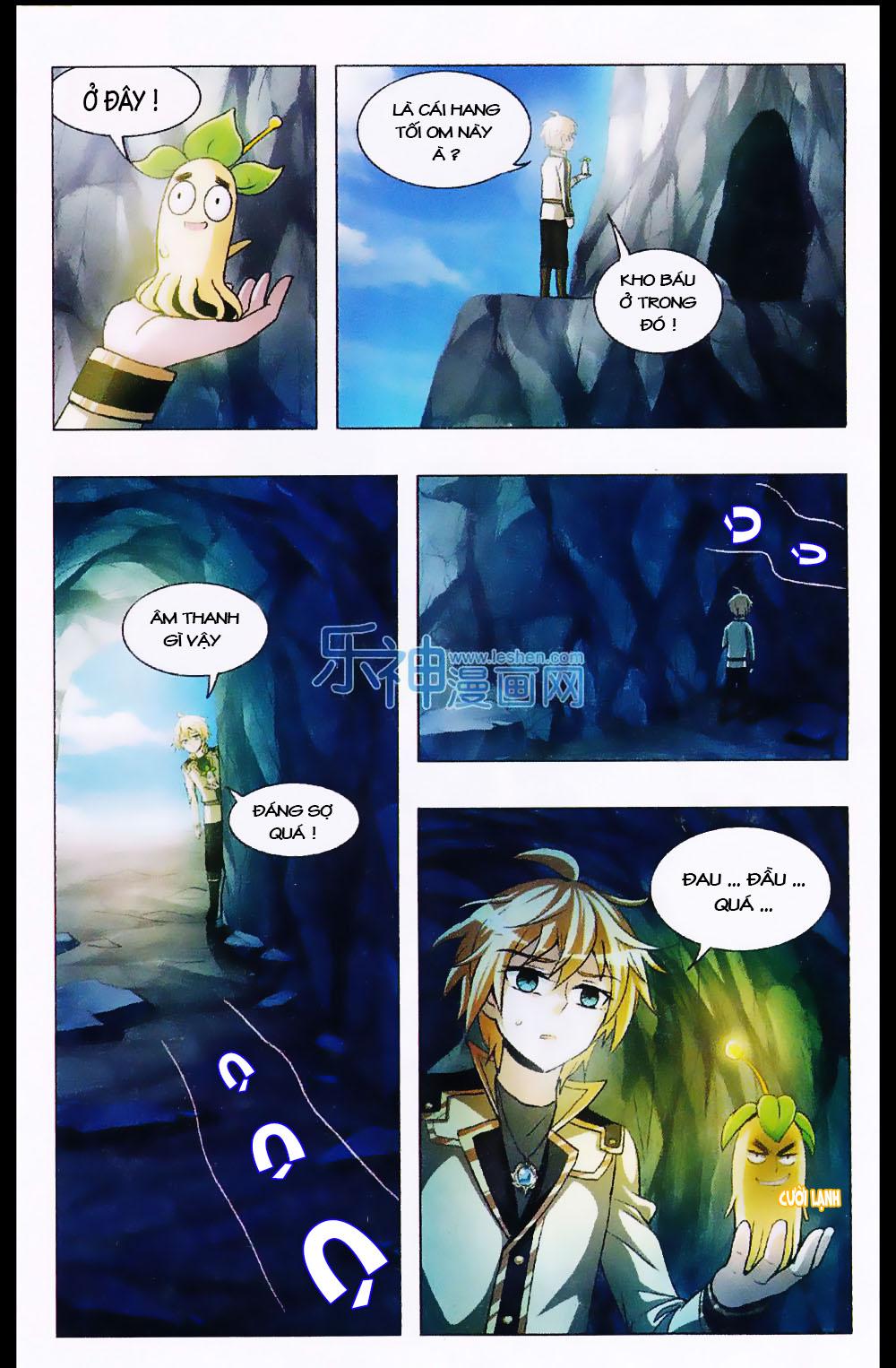 Anh Hùng Phong Sương – Chap 7