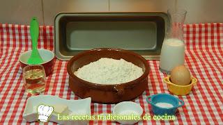 Cómo hacer pan de molde