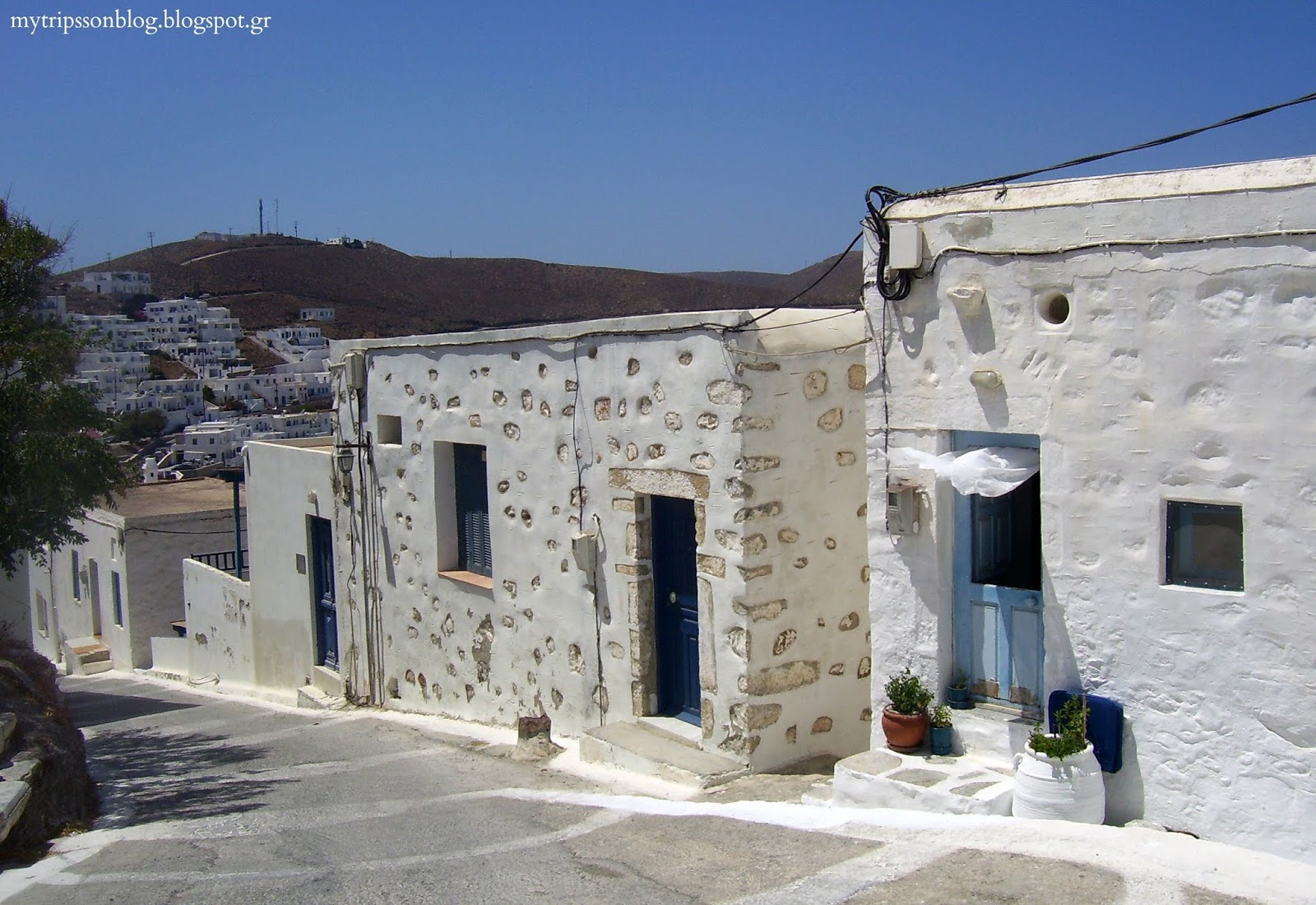 99ce2077879e My Trips On Blog  Στα σοκάκια της Χώρας (Αστυπάλαια)