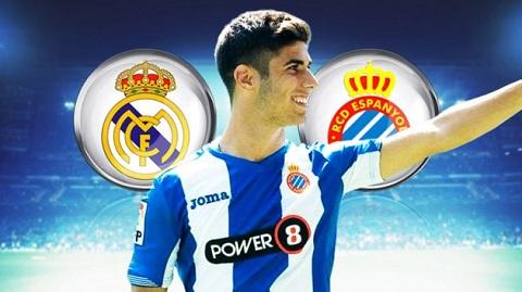 Niềm hy vọng mới của Real - Marco Asensio