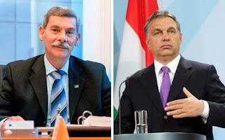 Συγχαρητήρια επιστολή του Ούγγρου Πρωθυπουργού σε Έλληνα Ευρωβουλευτή!