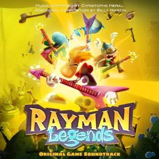 Rayman Legends Free Download