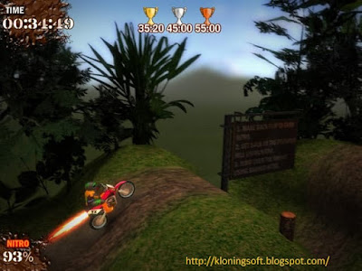 Super Motocross Deluxe Download Game PC