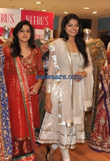Designer Salwars at Neerus Collection - Indian Dresses
