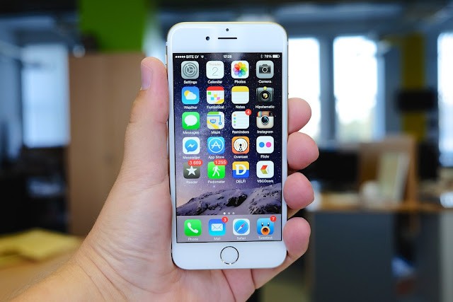 How to make a folder on the home screen of my iPhone? -Brightontech