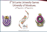 11th Sri Lanka University Games SLUG 2013 www.lankauniversity-news.com