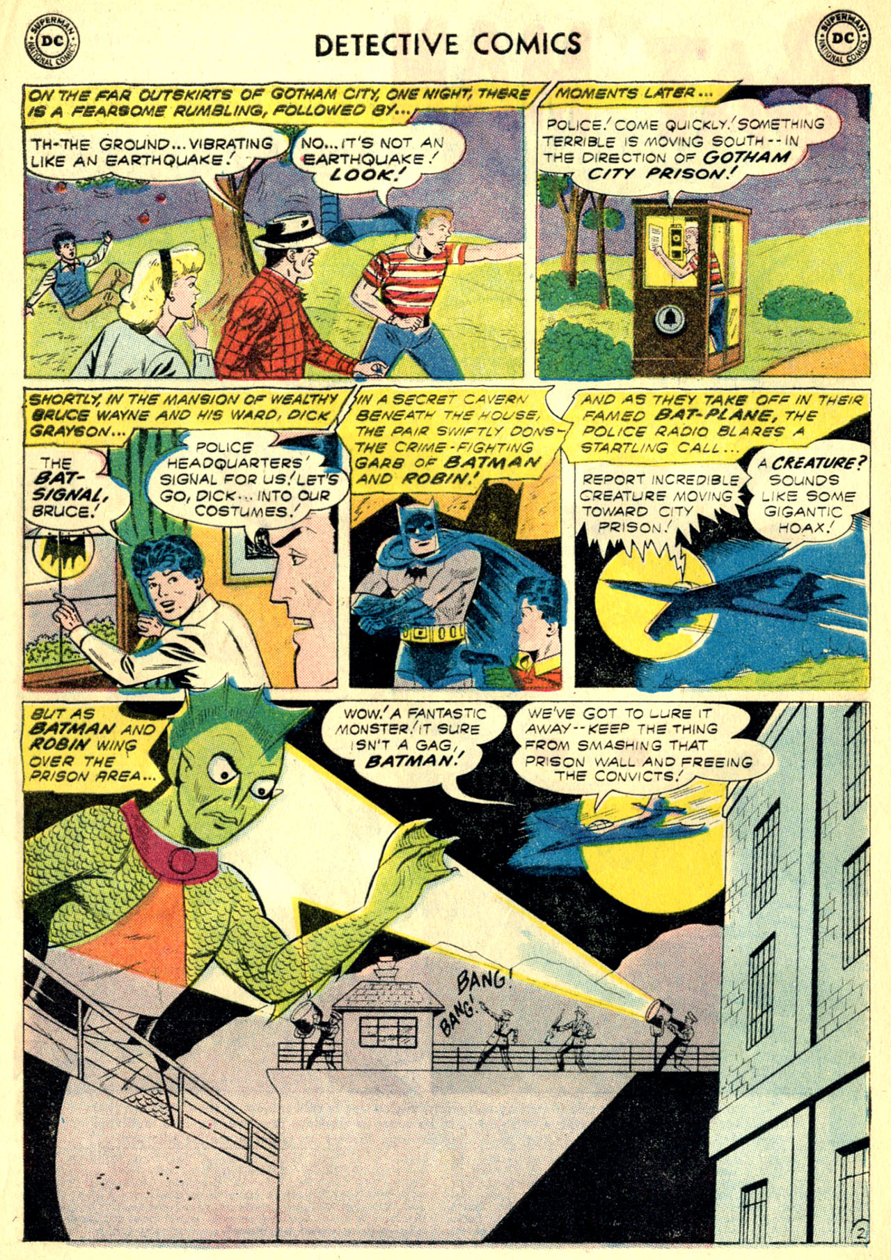 Read online Detective Comics (1937) comic -  Issue #270 - 4