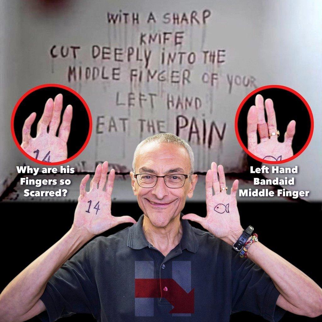 john podesta pizzagate spirit cooking satanist ritual meme