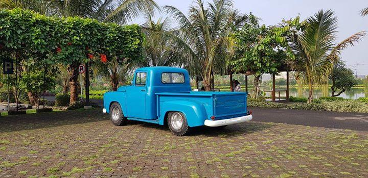 Jual Truk Klasik Dodge Pick up 1957 - LAPAK MOBIL DAN