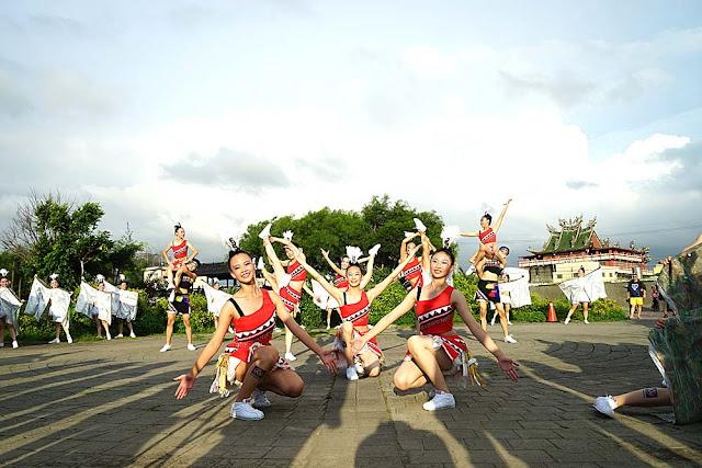 DSC02288 - 熱血採訪│2016首屆台中國際踩舞祭超夯登場,文華高中快閃高美濕地