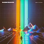 Imagine Dragons - Believer - Single Cover
