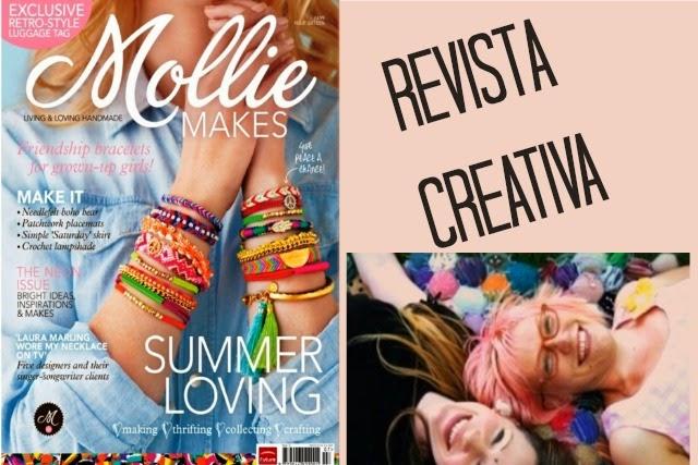 Revista Creativa que inspira para Aprender
