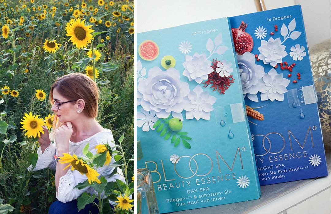So wirkt Bloom Beauty Essence, Hautpflege von Innen