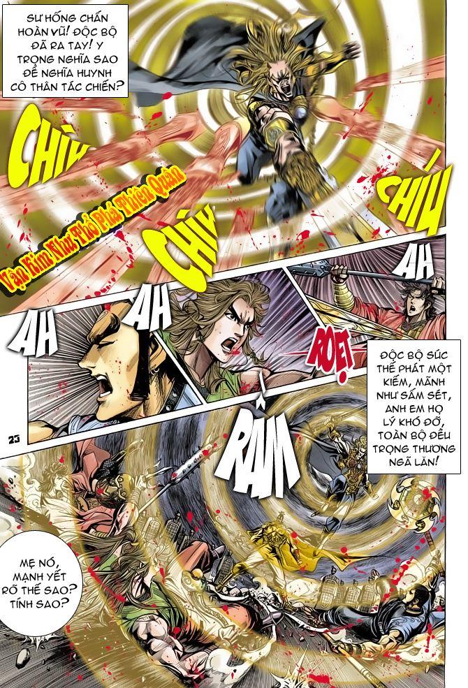 Đại Đường Uy Long chapter 53 trang 23