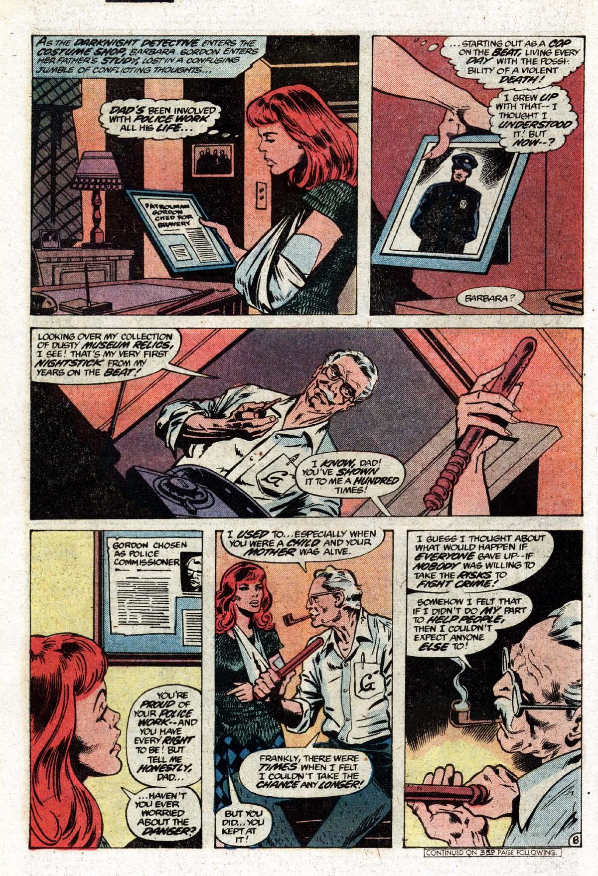 Detective Comics (1937) 492 Page 8