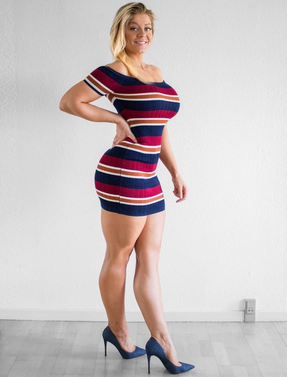 Sexy Thick Girl Outfits