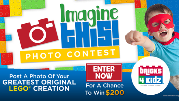 Lego Imagine This Contest, #ImagineThis, Lego contest, Bricks 4 Kids Contest