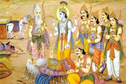Bhishma Pitamah Teachings A Collection Of Bhishma Quotes From Mahabharata Hindu Blog