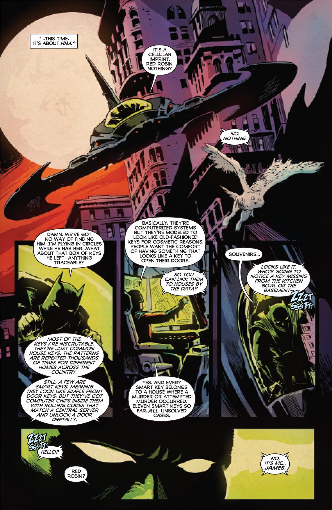 Detective Comics (1937) 881 Page 9