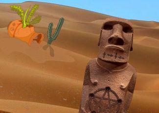 Games2Rule Sandstorm Desert Escape Walkthrough