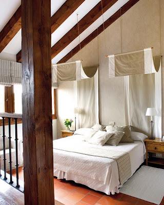 Decoracion Diseño ático Inspiraciones Diseño Dormitorio