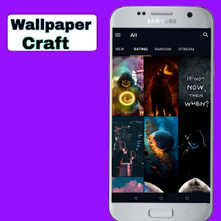 best free HD Wallpaper apps for android 2019 Wallpaper Craft