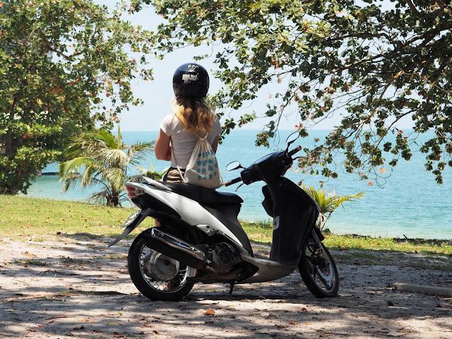 Rollertour Pulau Pangkor