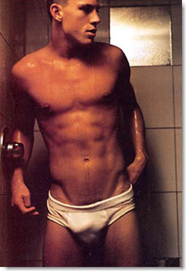 Channing tatum naked fakes have