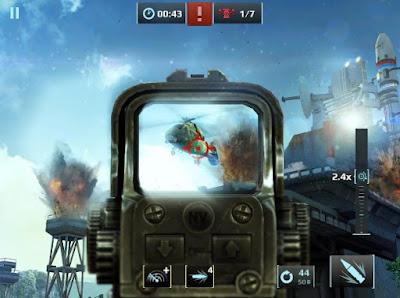 Sniper Fury Mod Apk Terbaru