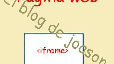 Evitar que usen iframes en nuestro blog de blogger
