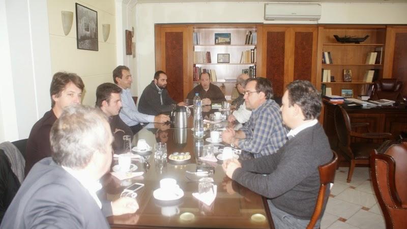 Συνάντηση του  Αντιπεριφερειάρχη Καστοριάς  με φορείς Γούνας