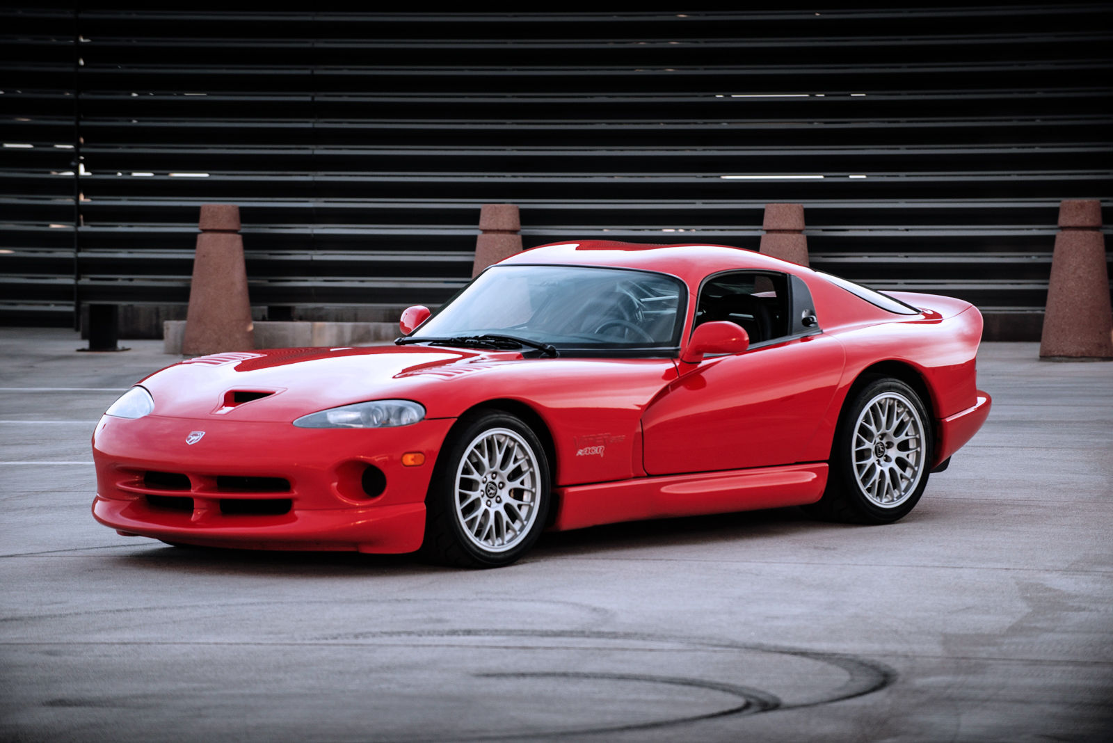 Supercharged 2000 Dodge Viper GTS ACR Shows Up On Ebay | Carscoops