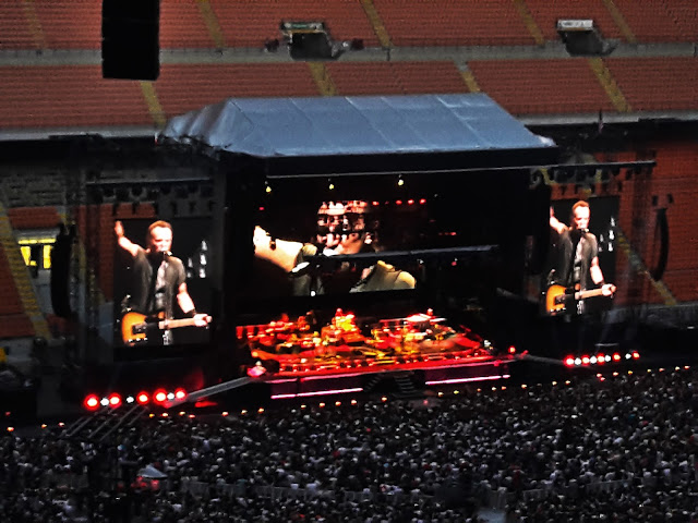 Bruce Springsteen at San Siro _ The River Tour 2016