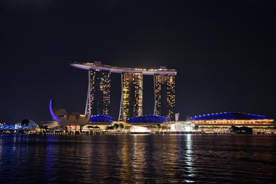 Singapore, March 2016 | Erik Mäki