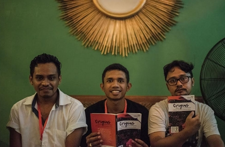Seleksi Penulis Emerging Indonesia Ubud Writers & Readers Festival 2018 Telah Dibuka!