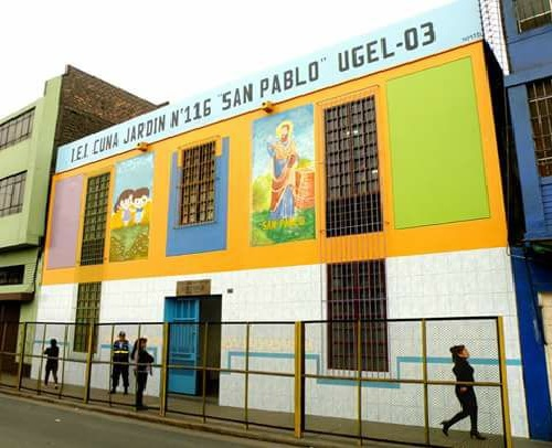 Inicial 116 SAN PABLO - Lima Cercado