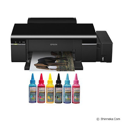 Daftar Harga Printer Epson Sistem Infus dan Kelebihannya