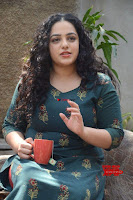 Nithya Menon promotes her latest movie in Green Tight Dress ~  Exclusive Galleries 044.jpg