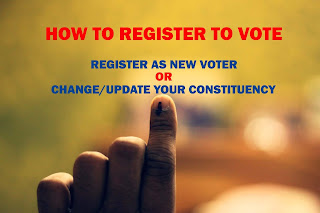 how to get voter id card online