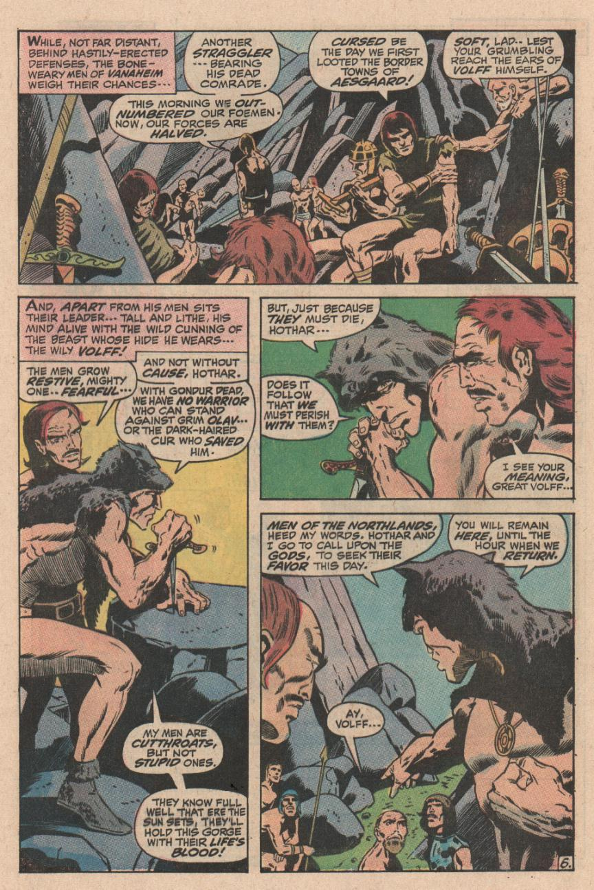 Conan the Barbarian (1970) Issue #1 #13 - English 7