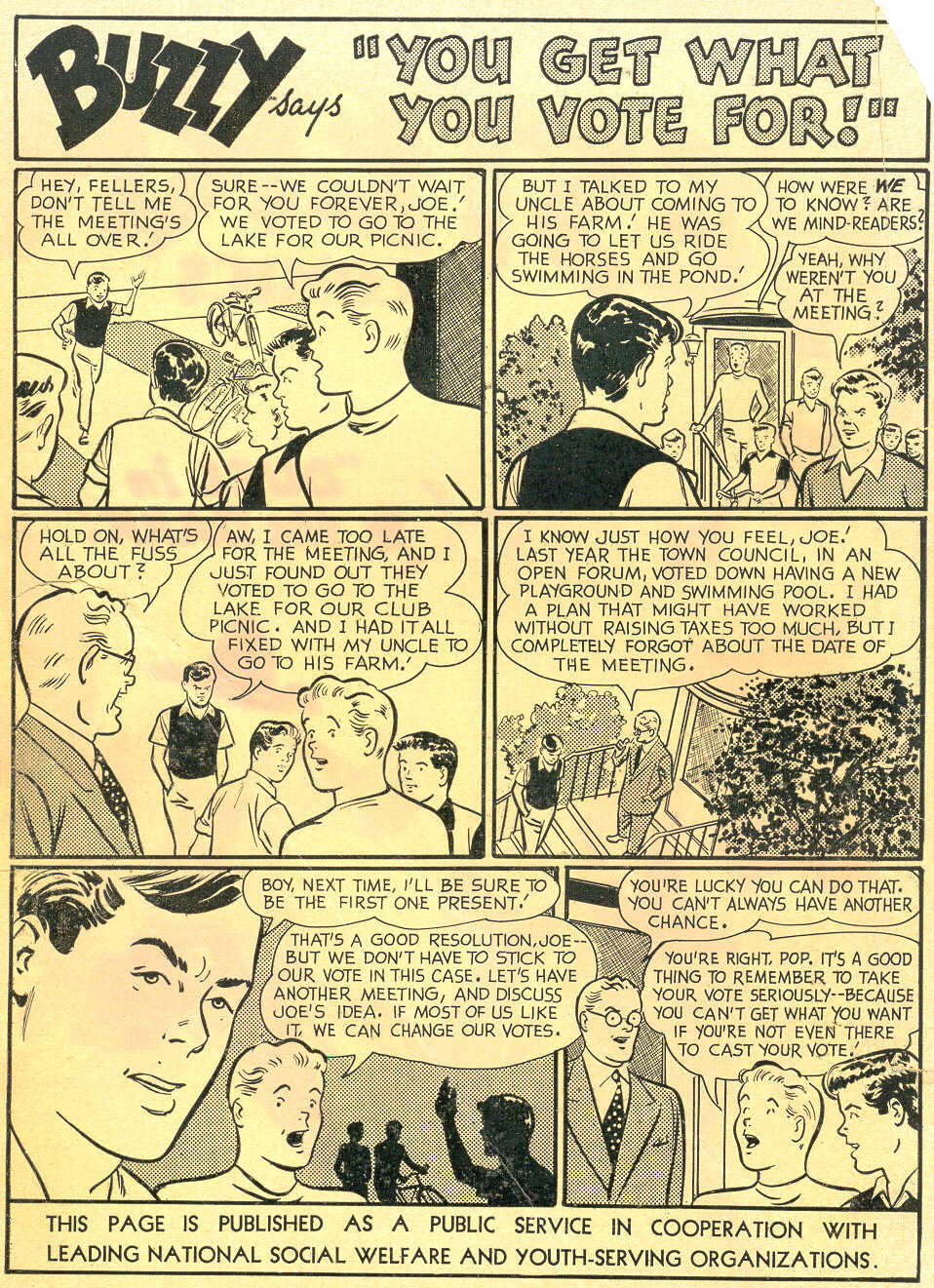 Strange Adventures (1950) issue 26 - Page 2