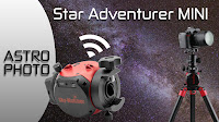 Test de la Monture Sky Watcher Star Adventurer Mini (SAM) : Prise en Main