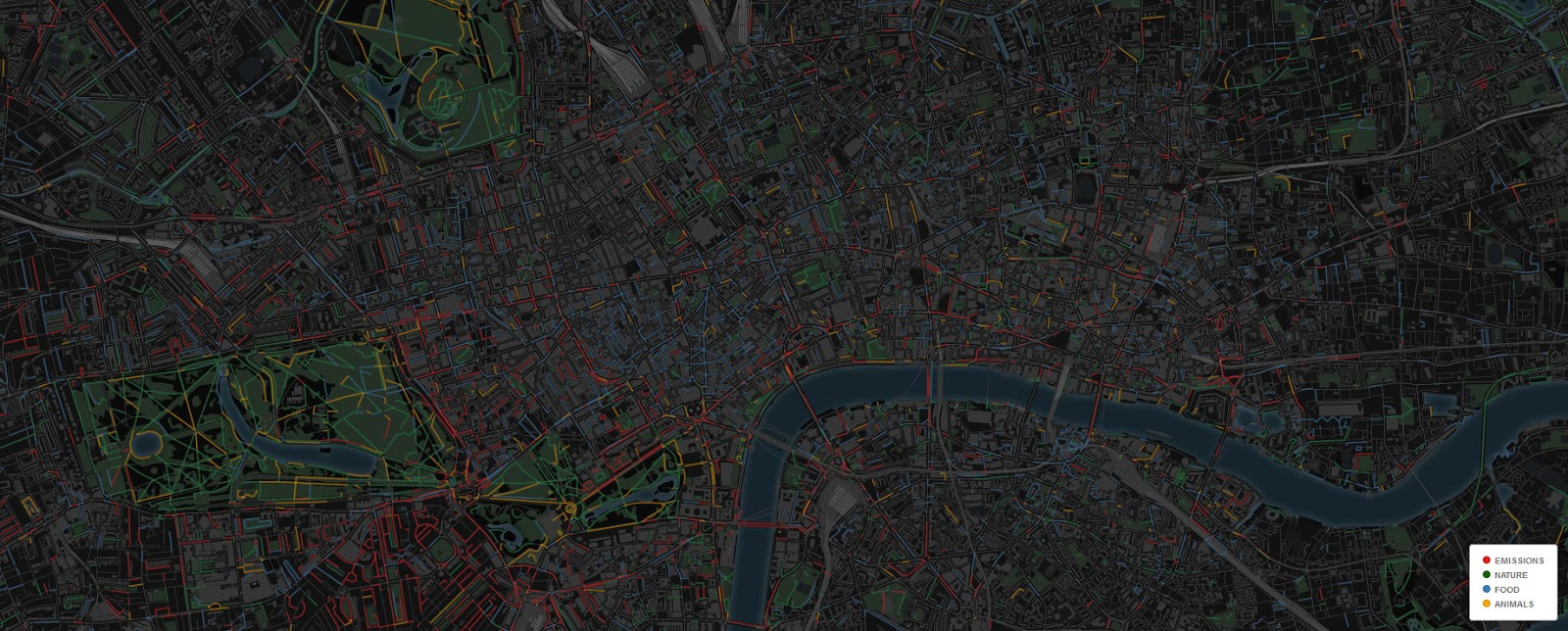 London Smellscape