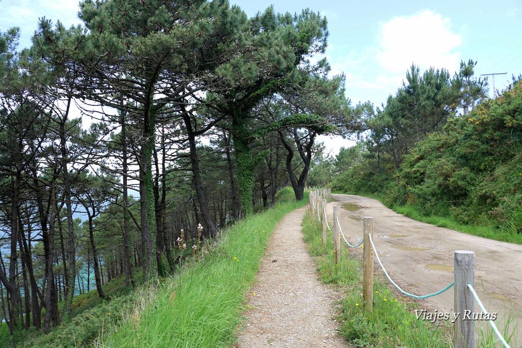 Cabo do Home, Pontevedra