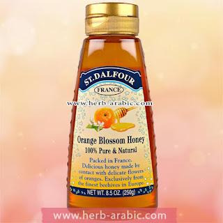 عسل برتقال