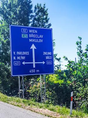 austria | wiedeń | droga | trasa