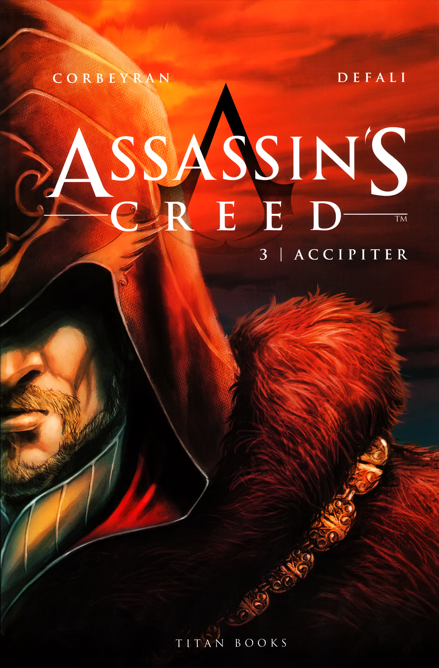 Read online Assassin's Creed (2012) comic -  Issue #3 - 1